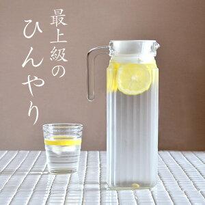 ピッチャーガラスクアドロピッチャー1.1L