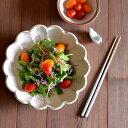 ポイント10倍◆リンカ 白練 八寸鉢 【カネコ小兵 日本製】 【クッチーナ】