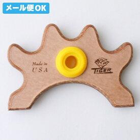 【メール便可】 TIGER Corona レザーブリッジヘッド