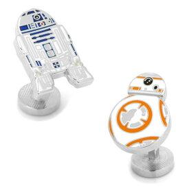 Star Wars スターウォーズ R2DS & BB-8 カフス カフスボタン カフリンクスメンズアクセサリーの通販ギフト プレゼント お祝い 結婚式 ビジネス 新生活 父の日 彼氏 夫 バレンタイン