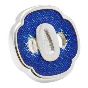 刀 日本刀 鐔 ブルー SWANK ピンズアクセサリー メンズジュエリー ジュエリーアクセサリー メンズジュエリー ジュエリーギフト プレゼント お祝い 結婚式 礼服 結婚式 冠婚葬祭 ビジネス スー