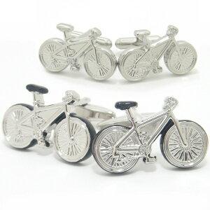 [福袋B]心地良い風に吹かれながら走りたい自転車 カフス カフスボタン カフリンクス cufflinks cuffs メンズ 男性 結婚式 ユニーク おもしろ 面白 面白い 乗り物 スーツアクセサリー専門店 ブラ