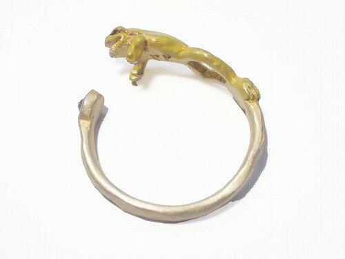 パルナートポックリング★メール便送料無料★『カエルぴょんフリーサイズ』PalnartPocpalnartpoc可愛いモチーフジュエリー蛙フロッグ指輪レディースかわいいユニーク個性的アクセサリーおもしろ誕生日プレゼント女性面白い