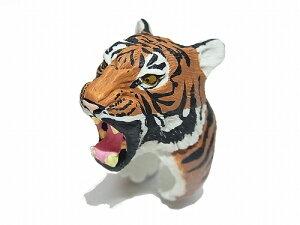 動物 リング 『 タイガー 』CLING クリング RELAX リラックス アクセサリー 個性的 指輪 カワイイ ジュエリー おもしろ メンズ キッズ モチーフ チャーム 誕生日 プレゼント 女性 雑貨 奇抜 ユニ