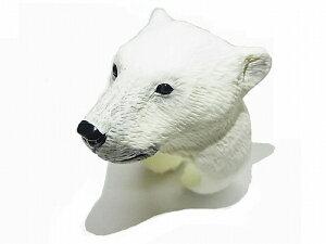 動物 リング 白熊 CLING クリング 『 シロクマ 』 RELAX リラックス アクセサリー ジュエリー グッズ 文房具 個性的 指輪 くま 熊 チャーム メンズ カワイイ おもしろ アニマル レディース 星 猫