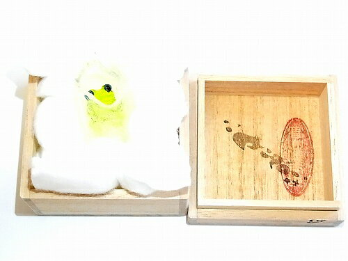 Re:Birth【kengtaro/ケンタロー】ペンダントトップファッションアクセサリー個性的不思議プレゼントボロシリケイトガラス芸術ハンドメイド作家蛙かえるフロッグ生き物小物グッズアートクリア涼やか爽やか綺麗キレイ神秘硝子ガラス透明