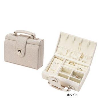 ジュエリーボックス ケース バッグ型 jewelry case スエード調 宝石箱 アクセサリーケース jewelry box