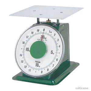 ヤマト 上皿自動はかり 「大型」 平皿付 SD-15 15kg BHK-67[関連:YAMATO 業務用 大型 計量器 上皿式 針はかり 野菜 精肉 ハカリ 秤]