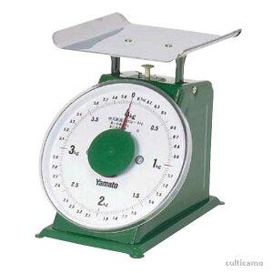 ヤマト 上皿自動はかり 「中型」 並皿付 SM-2 2kg BHK-65[関連:YAMATO 業務用 下ごしらえ用品 計量器 上皿式 針はかり ハカリ 秤]