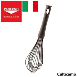 パデルノ PA+plus シリコンホイッパー 35cm 12926-35 BPA-28[関連:PADERNO イタリア ブランド おしゃれ キッチングッズ 食器洗浄機対応]