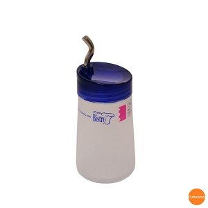 プルー ディスペンサー S 180cc ブルー BDI-39[関連:タケヤ化学工業 業務用 調理小物 調味料入れ ボトル 容器 しょう油 醤油 ソース ラー油]