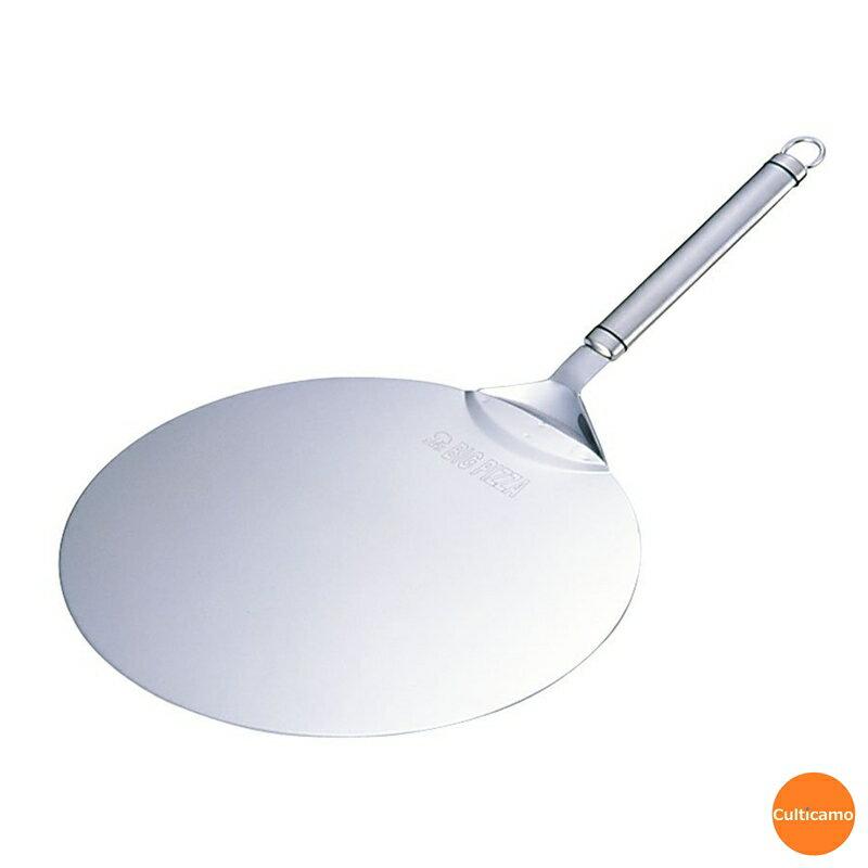 シェフランド ビッグピザサーバー 10インチ GBT-03[関連:業務用 ピザ用品 窯 オーブン ピザピール ケーキサーバー]