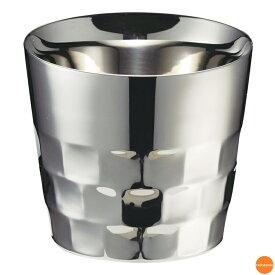 18-8 ダブルウォール オールドファッション 240cc POC-11[関連:YUKIWA 三宝産業 業務用 食器 二重構造 ロックグラス マグカップ コップ カフェ バー 日本酒 ブランデー ウイスキー コーヒー エスプレッソ ジュース 保温 保冷]
