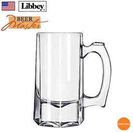 リビー ジョッキ No.5205 296cc 6ケ入 RLB-FW[関連:Libbey アメリカ 業務用 ビールマスター ガラス ビアジョッキ ビールジョッキ マグカップ]