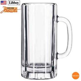 リビー パネルマグ No.5327 651cc 6ケ入 RLB-FQ[関連:Libbey アメリカ 業務用 ビールマスター ガラス ビアジョッキ ビールジョッキ マグカップ]