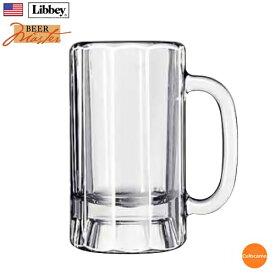 リビー パネルマグ No.5018 414cc 6ケ入 RLB-FO[関連:Libbey アメリカ 業務用 ビールマスター ガラス ビアジョッキ ビールジョッキ マグカップ]