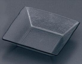 タイガーグラス スクエアディープサラダボ−ル 260 グレー 022-194-02 RTI-73[関連:Tiger-glass 業務用 Glass Studio グラス スタジオ ホテル ガラス 食器 ボール 深皿]