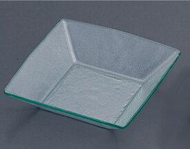 タイガーグラス スクエアディープサラダボ−ル 260 クリア 022-194-02 RTI-73[関連:Tiger-glass 業務用 Glass Studio グラス スタジオ ホテル ガラス 食器 ボール 深皿]