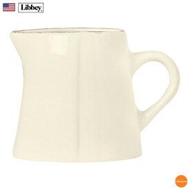 リビー ファームハウス クリーマー FH-522 RHC-17[関連:Libbey 業務用 アメリカ ブランド 陶器 食器 ミルクポット シロップ ソースポット]