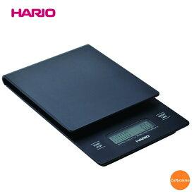 ハリオ V60ドリップスケール VST-2000B (ドリップステーション専用) FDL-94[関連:HARIO コーヒー用品 ドリップスタンド 専用 デジタル 計り]