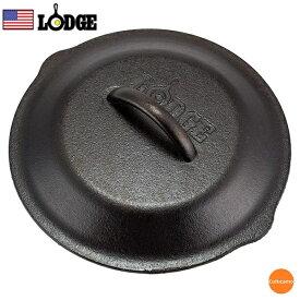 ロッジ スキレットカバー 9インチ L6SC3 耳付 GLT-05[関連:LODGE LOGIC アメリカ ブランド 鉄 フライパン 蓋 フタ アウトドア キャンプ]