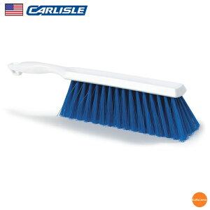 カーライル カウンターブラシ 40480 ブルー JBL-F9[関連:CARLISLE アメリカ 業務用 パン作り用品 掃除道具 HACCP対応 異物混入対策 カラー タワシ ベーカリー ベンチブラシ テーブル ホーキ