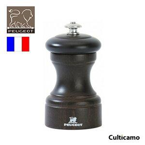 プジョー ビストロ ソルトミル 22600 チョコレート 10cm PSL-E3[関連:PEUGEOT フランス ブランド 業務用 卓上用品 塩 しお 木製 コンパクト Bistro]