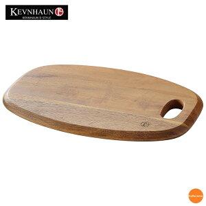 ケヴンハウン Dスタイル オーバル カッティングボード&ケーキトレイ L PKB-28[関連:KEVNHAUN デンマーク 北欧デザイン 佐藤商事 おしゃれ テーブルウェア 天然木 木製 食器 プレート ト