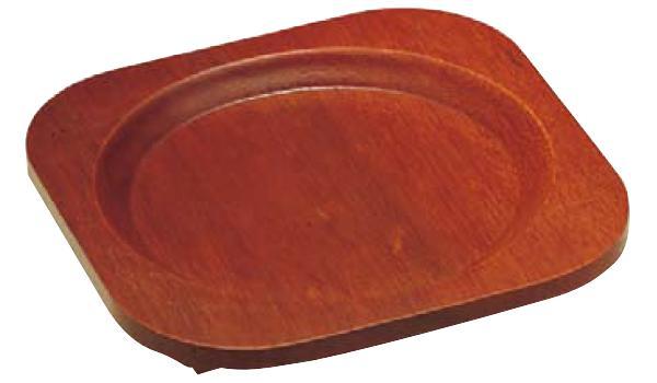 パエリア鍋 専用木台 28cm用 PPE-07[関連:業務用 パエリア用品 木製 木台 鍋敷き]