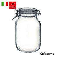 現代百貨 密封ガラス瓶 MOOMIN 密閉瓶 0.75L ムーミンパパ・メモワール