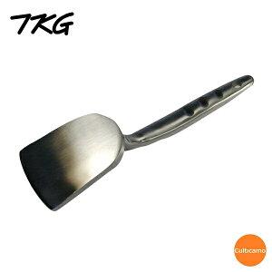 TKG ステンレス鋳物 肉タタキ 平型 BNK-44[関連:業務用 肉 精肉 下ごしらえ用品 ミートテンダー ミートハンマー とんかつ]