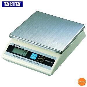 タニタ 卓上スケール KD-200 5kg BHK-47[関連:TANITA 業務用 計量器 人気商品 防滴 デジタル はかり 秤 計り]