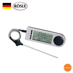 レズレー ロースティング サーモメーター 16283 電気式オーブン用 BSC-73[関連:ROSLE ドイツ ブランド 調理小物 ローストチキン オーブン 料理 温度計 食品]