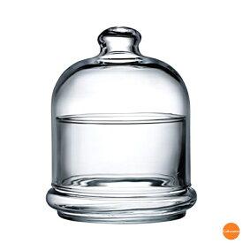 ベーシック フードドーム S PS98973 φ9.1cm DBS-13[関連:業務用 食器 ガラス製 容器 カバー 洋菓子 アミューズ 燻製用品 スモーク ホテル レストラン バー]