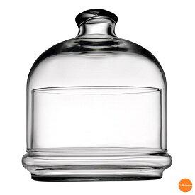 ベーシック フードドーム M PS95561 φ11.2cm DBS-14[関連:業務用 食器 ガラス製 容器 カバー 洋菓子 アミューズ 燻製用品 スモーク ホテル レストラン バー]
