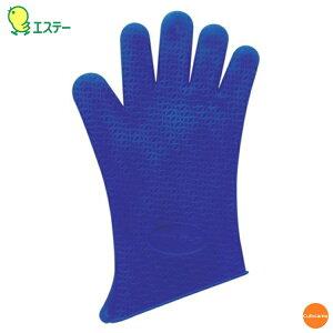 エステー モデルローブ 業務用 熱ブロック手袋 No.500 シリコン 片手1枚 SGL-35[関連:エステー 業務用 オーブン 防水 シリコン製 手袋 耐熱 グローブ ミット]
