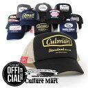 CULTURE MART(カルチャーマート) プリントメッシュキャップMESH CAP PRINT 2帽子 デニム キャップ メンズ レディースアメリカ雑貨 アメカジ アメリカン