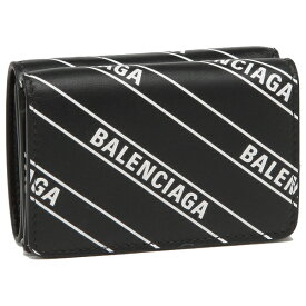 バレンシアガ 財布 三つ折り財布 エブリデイ ミニ財布 レディース BALENCIAGA 551921 0HIJN 【返品OK】