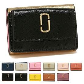 【返品OK】マークジェイコブス 二つ折り財布 スナップショット ミニ財布 レディース MARC JACOBS M0014492 M0013597