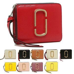 【返品OK】マークジェイコブス 二つ折り財布 ミニ財布 スナップショット レディース MARC JACOBS M0014282 M0013360