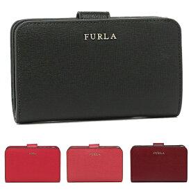【4時間限定ポイント10倍】【返品OK】フルラ バビロン 折財布 レディース FURLA PR85 B30