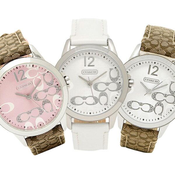 コーチ 時計 COACH ニュークラシックシグネチャー レディース腕時計ウォッチ