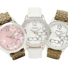 【30時間限定ポイント10倍】コーチ 腕時計 COACH ニュークラシックシグネチャー レディース腕時計ウォッチ