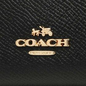 【24時間限定ポイント10倍】【返品OK】COACH財布アウトレットコーチF11484クロスグレインミディアムコーナージップウォレット二つ折り財布