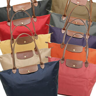 Longchamp包LONGCHAMP 1899 089 puriaju LE PLIAGE SHOULDER BAG L女士大手提包素色