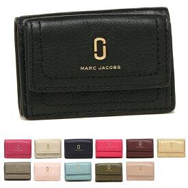 【4時間限定ポイント10倍】【返品OK】マークジェイコブス 折財布 レディース MARC JACOBS M0015413