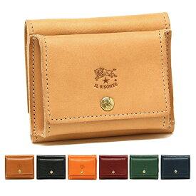 【返品OK】イルビゾンテ 折財布 メンズ レディース IL BISONTE C0940 P