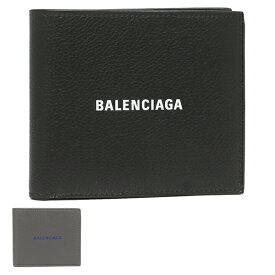 【6時間限定ポイント10倍】【返品OK】バレンシアガ 二つ折り財布 キャッシュ メンズ BALENCIAGA 594315 1IZI3