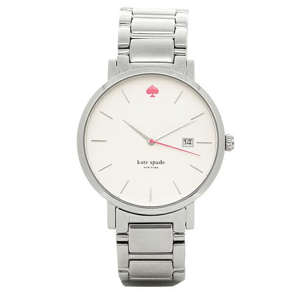 ケイトスペード 腕時計 レディース シルバー 1YRU0008