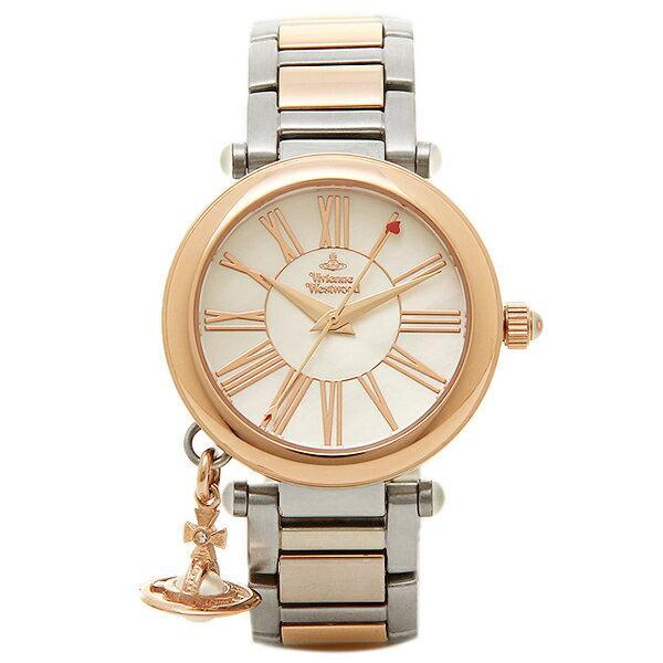 ヴィヴィアンウエストウッド 時計 レディース VIVIENNE WESTWOOD VV006PRSSL MOTHERORB 腕時計 ウォッチ